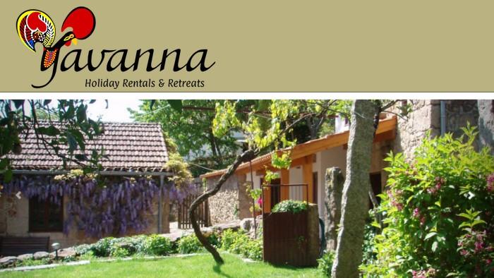 Yavanna Portugal - Holiday Rentals & Retreats