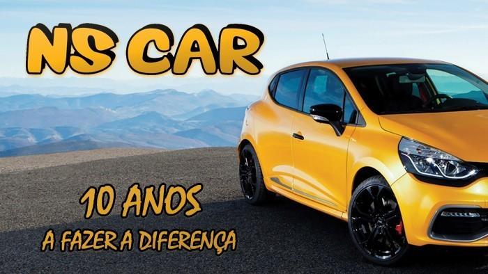 NSCAR - Comércio de Automóveis