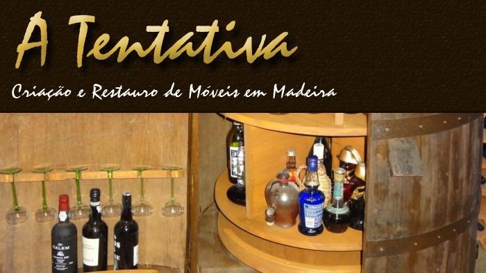 A Tentativa - Criação e Restauro de Móveis em Madeira