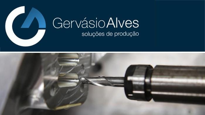 Gervásio Alves - Fabricação de maquinas e peças técnicas