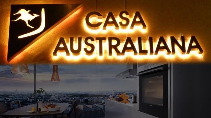 Casa Australiana Electrodomésticos