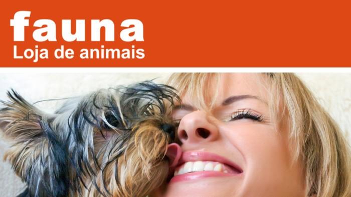Loja de Animais fauna