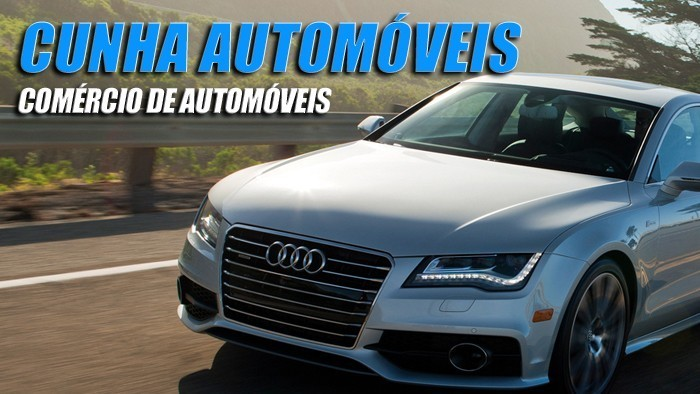Cunha Automóveis - Comércio de automóveis